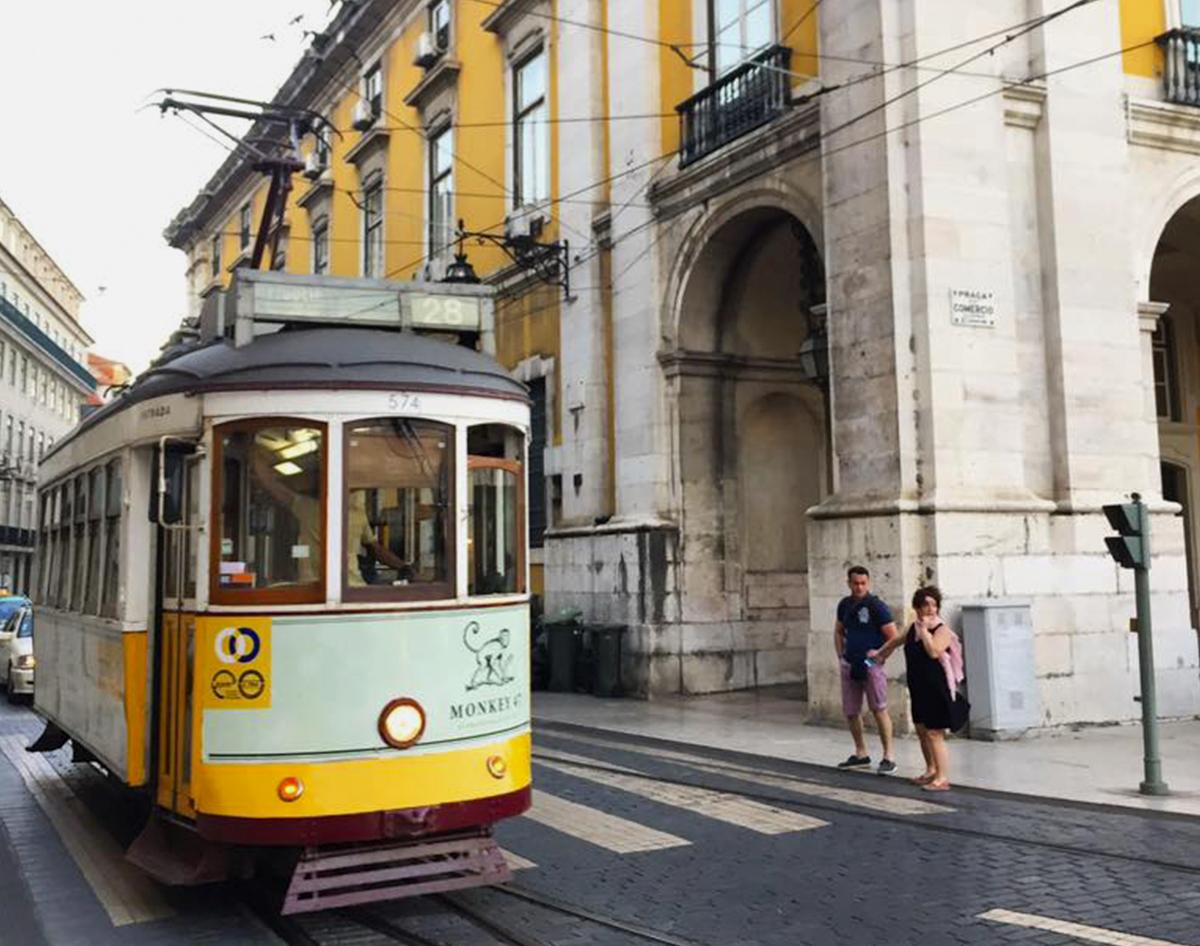 Lissabon Stadtführer